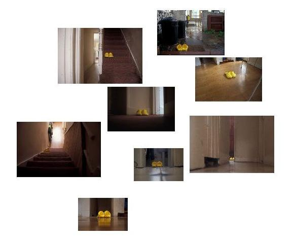 Célia Domingues - My Mother Sent me a Yellow Wallpaper (2/3+PA)