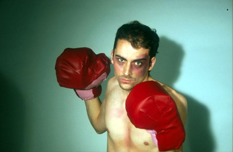 Filipe Cravo - Sem título (da série Look What I Did To Hurt You) (1/5)