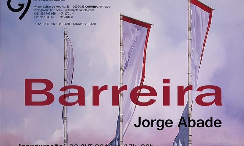 Convite Jorge Abade - Barreira