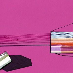 Ana Pais Oliveira - Another Shelter #5, desenho e colagem s cartolina, 15x30cm, 2012
