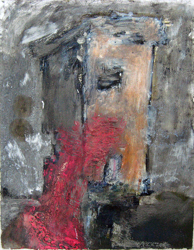 João Jacinto - st, 2008, 67x50cm mista sobre papel