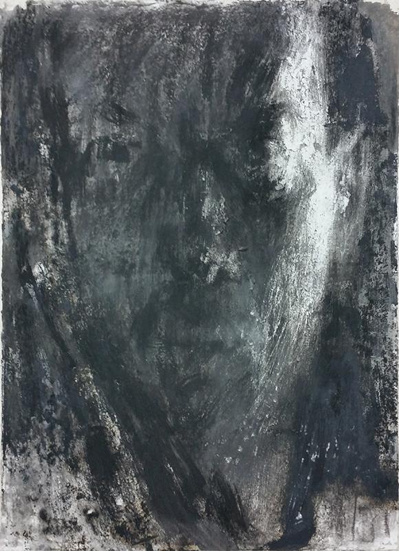 Joao Jacinto - st10, 2009-10, 70x50cm, mista s papel
