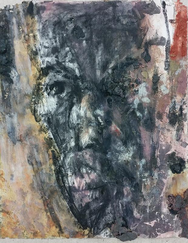 Joao Jacinto - st9, 2009-11, 66,5x50cm, mista s papel
