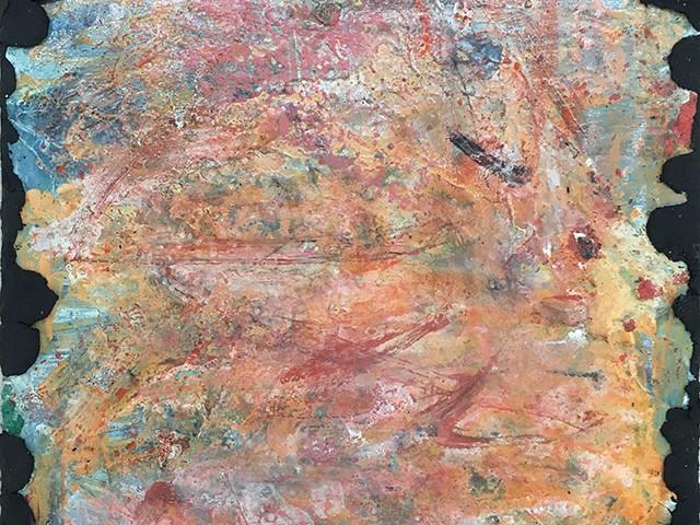 João jacinto, st33, 51x40cm, 2016, oleo sobre tela