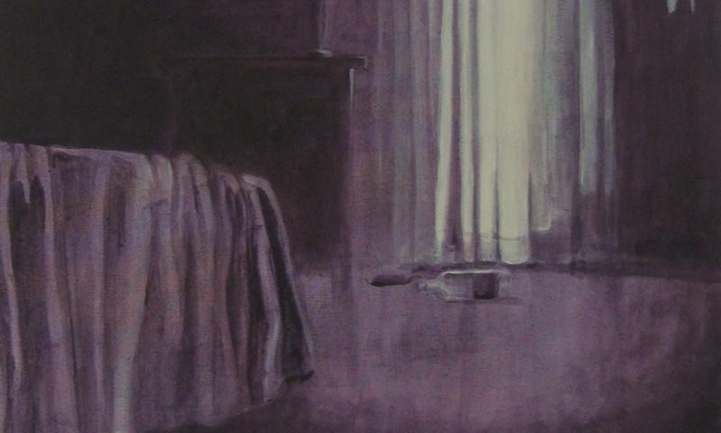 Mimi Tavares - One night stand, 2012, 46x54cm