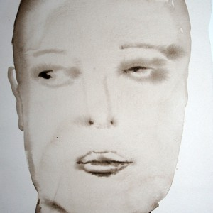 Angelina Silva, st 3, aguada sobre papel, 20x40cm-20x25cm