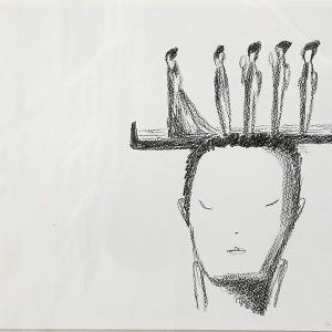 Luis-Silveirinha-Diário-ilustrado-3-315-X-235-cm-de-2018