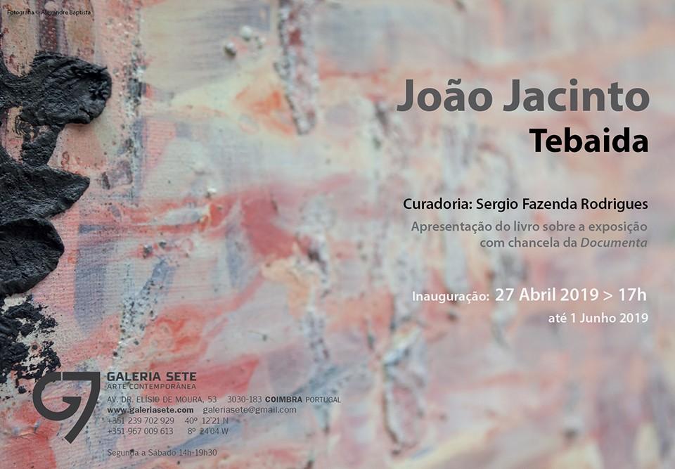 Convite-João Jacinto - Tebaida