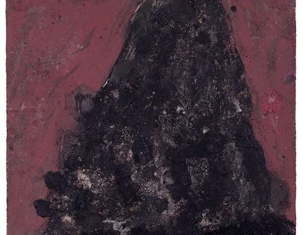 Joao Jacinto, st 13, mista s papel, 66x50,4 B 2013