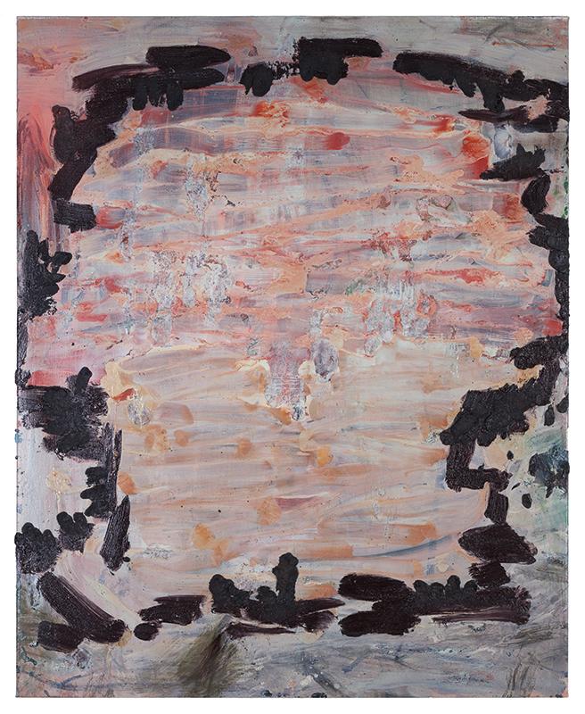 Joao Jacinto, st 22, oleo s tela, 160x130 2015-16