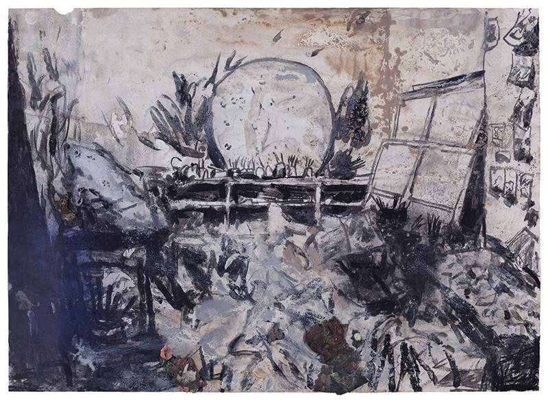 Joao jacinto, st 2, mista s papel 64,7x89, 2013