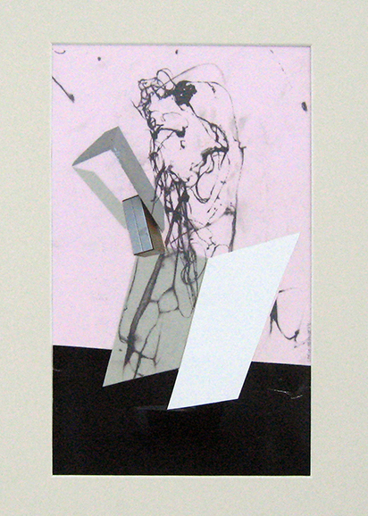 Carla Abrantes, triptych 4, 2014