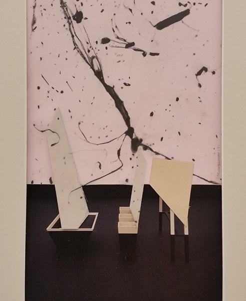 Carla abrantes, triptych 1, 2014