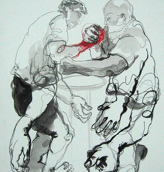 Susana Pires IV, 2013, 35x25