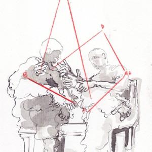 Susana Pires_A+B=C+D (convergências), 2015, 25x17cm