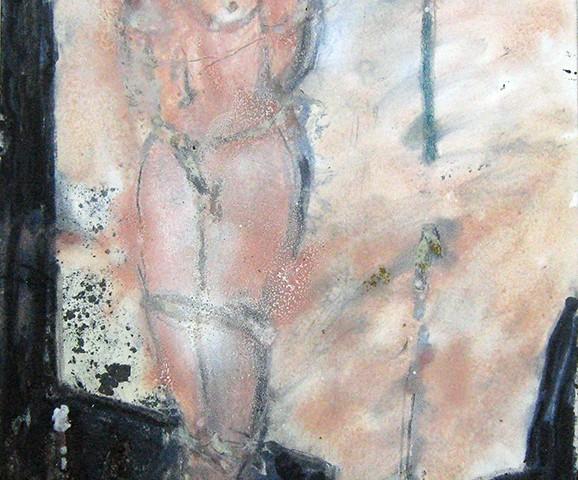 João Jacinto - st1, 2013, 70x50cm mista sobre papel
