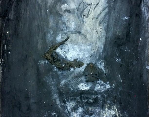 Joao Jacinto - st6, 2016, 65x49,5cm, mista s papel