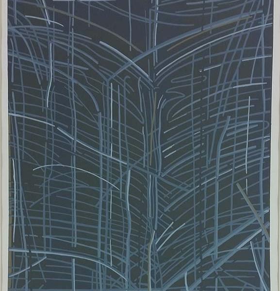 Eduardo Batarda st52-80, 1990, 57x38,5cm
