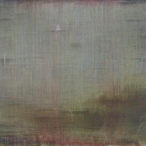 Pedro Andrade - Take leave III , 2014-2015, acrilico sobre tela 24x33cm