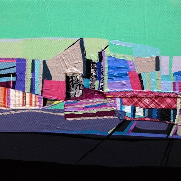 Ana Pais Oliveira, inabitado 6, 2009, 22x27cm, mista s tela