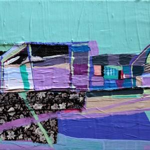 Ana Pais Oliveira, inabitado 9, 2009, 15x25cm, mista s tela