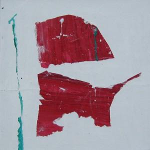 Helena Dias , sem titulo 3, tinta acrilica colada em tela, 18x18cm, 2017