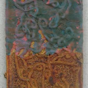 João Jacinto - sem titulo 5, 2011, 21,5x12,4cm, oleo sobre cartão