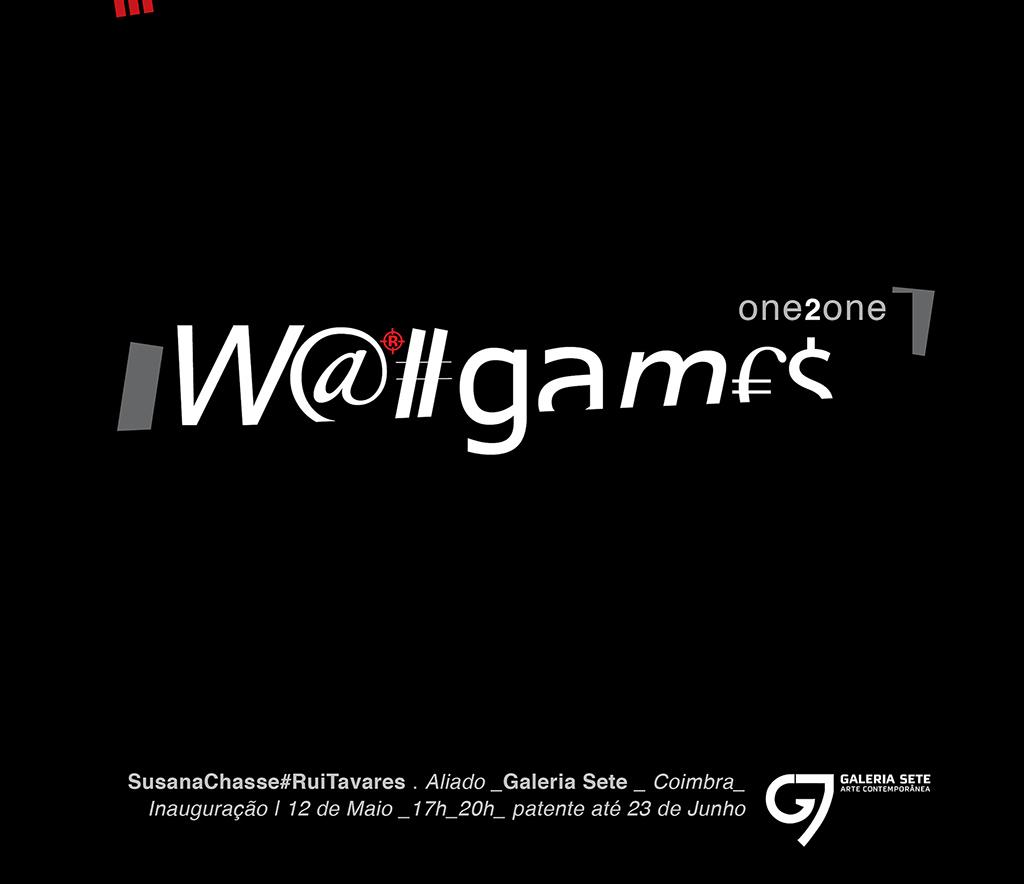 Convite_one2one wallgames- Susana Chasse e Rui Tavares