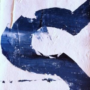 Helena Dias - st 7, tinta acrilica colada em tela, 17x17cm, 2018