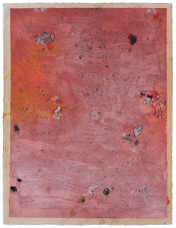Joao Jacinto, st 14, mista s papel, 66x50,4 A 2013