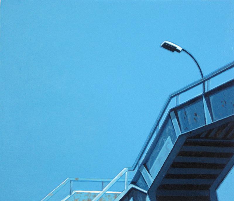 Gabriel Colaço - Viewpoint 4 -44x45cm-acrylic-on-paper-2011
