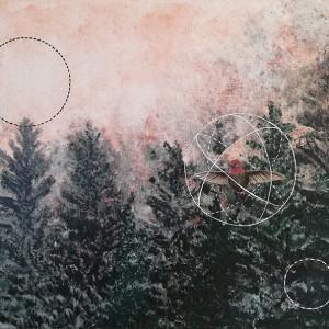 Joana Soberano - Study for wonderland X, 2019, 30x40cm, acrilico s tela B