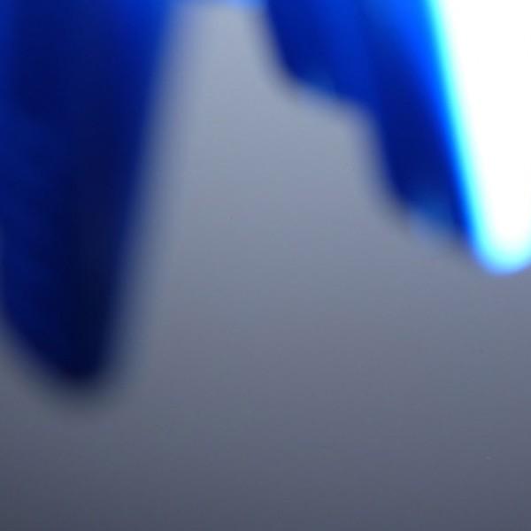 Martim Brion - Hue of blue serie 1, acrilico aluminio papel fotografico, 35x40cm, 2015
