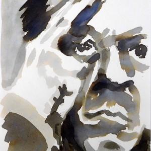 Miguel Navas - st2, 2014, aguada t permanente s papel, 21x14,8cm