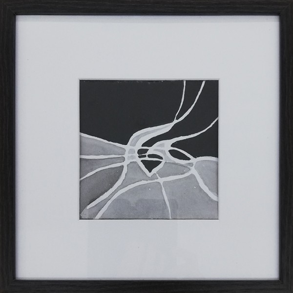 Catarina Pinto Leite - St 1, 2014, tinta china s papel, 25x25cm
