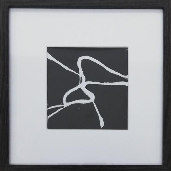 Catarina Pinto Leite - St 2, 2014, tinta china s papel, 25x25cm