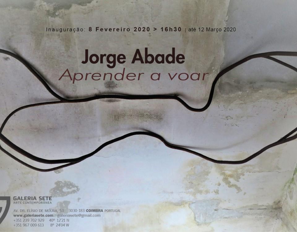 Convite - Jorge Abade - Aprender a voar 2-03