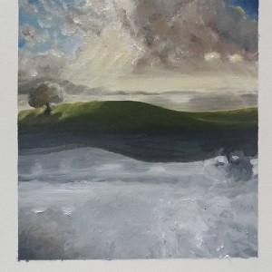 Cristina Garcia - serie-mindscapes-J-3-oleo-sobre-tela-24-x-30-cm, 2018