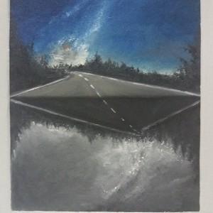 Cristina Garcia - serie-mindscapes-J-4-oleo-sobre-tela-24-x-30-cm, 2018
