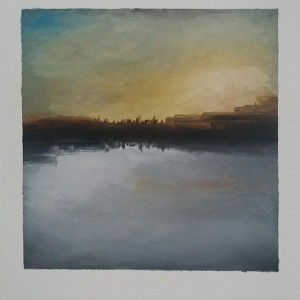 Cristina Garcia - serie-mindscapes-J-5-oleo-sobre-tela-24-x-30-cm, 2018