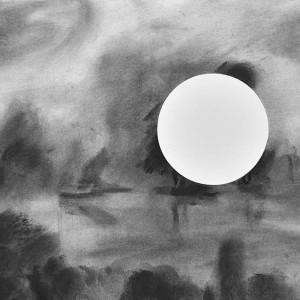 Diogo Costa 1 da série Blind Spots 14,9 x 20,9 cm, carvão sobre papel, 2018