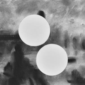 Diogo Costa 3 da série Blind Spots 14,9 x 20,9 cm, carvão sobre papel, 2018