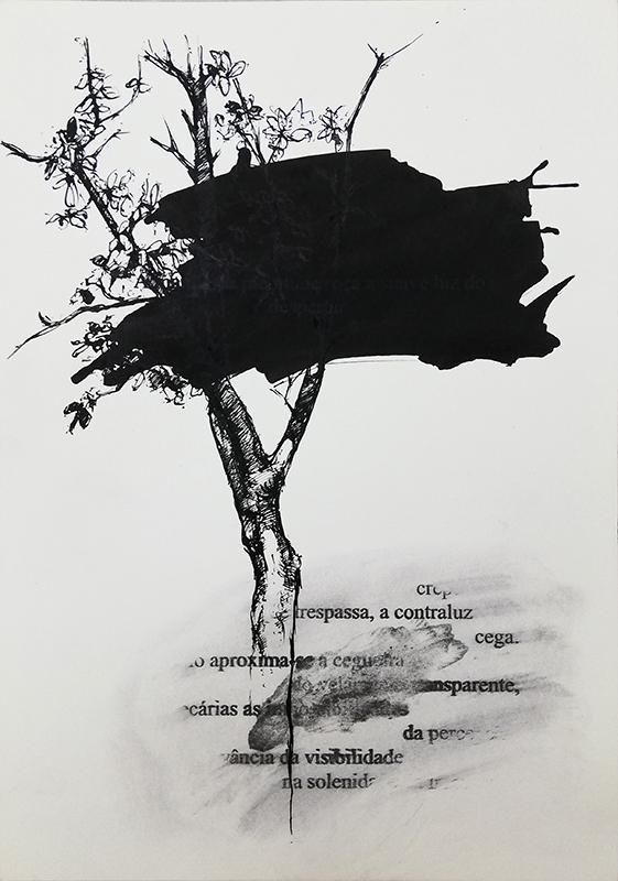 Jorge Abade - St 37, 2015-2020, 29,7x21cm, mista