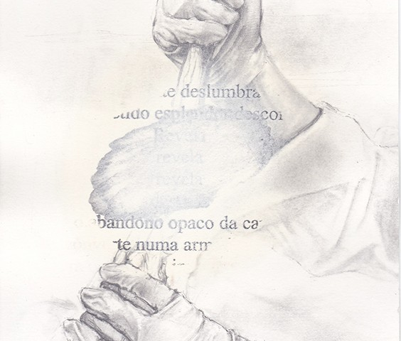 Jorge Abade - St 42 , 2014-2020, 21x17cm, mista