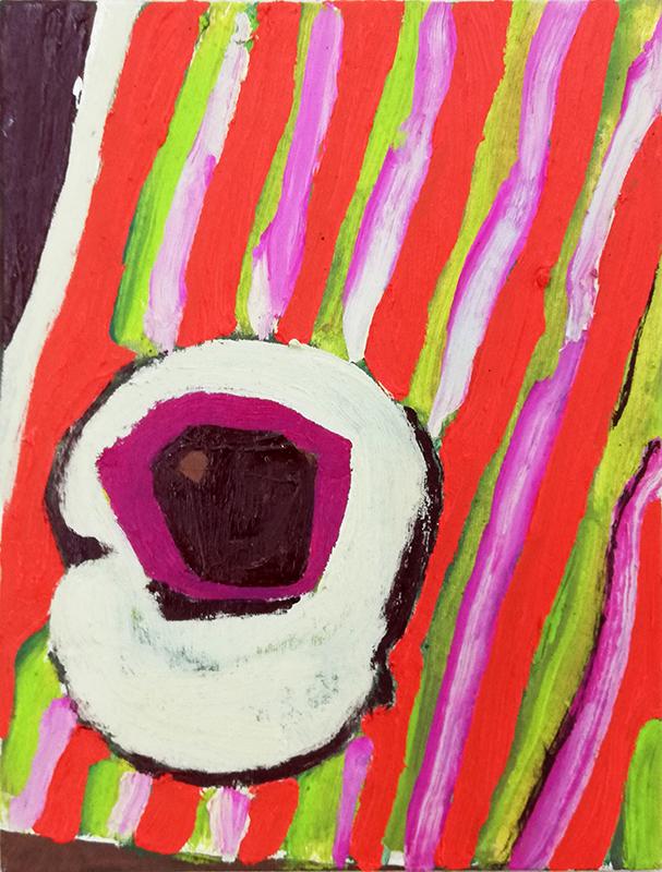 Mariana Gomes, st, 2912, 24x18cm, oleo s tela cartonada