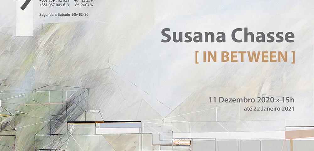 Convite- In Between - Susana Chasse