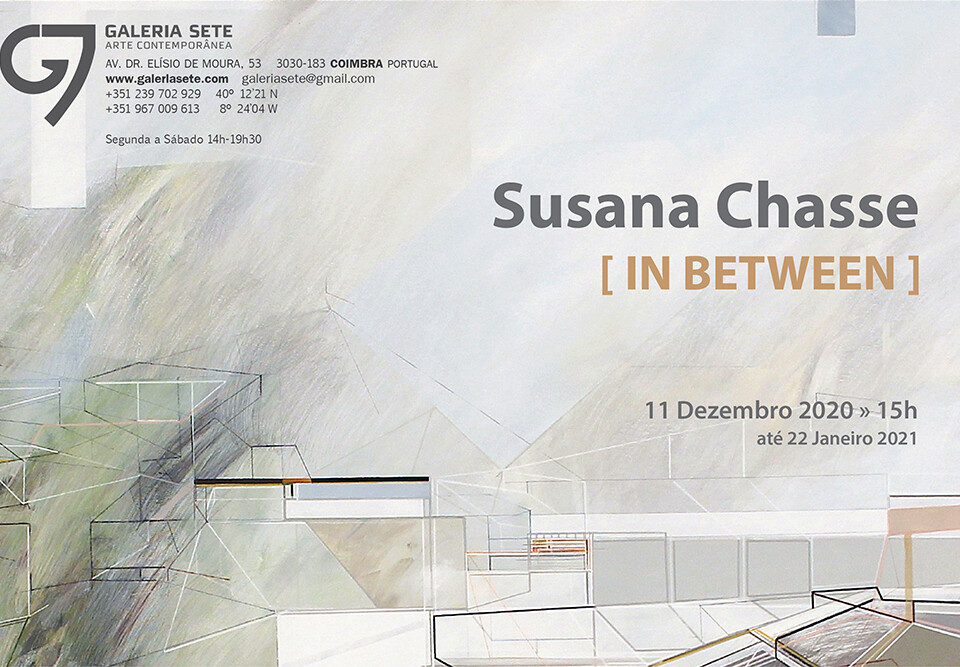 Convite- In Between - Susana Chasse