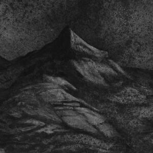 Filipe Romão - Montanha_17cmx23cm_2020, carvão papel