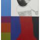 Paulo Moreira - LANDSCAPE, 2020 - Acrylic, paper on canvas - 50 X 40 cm
