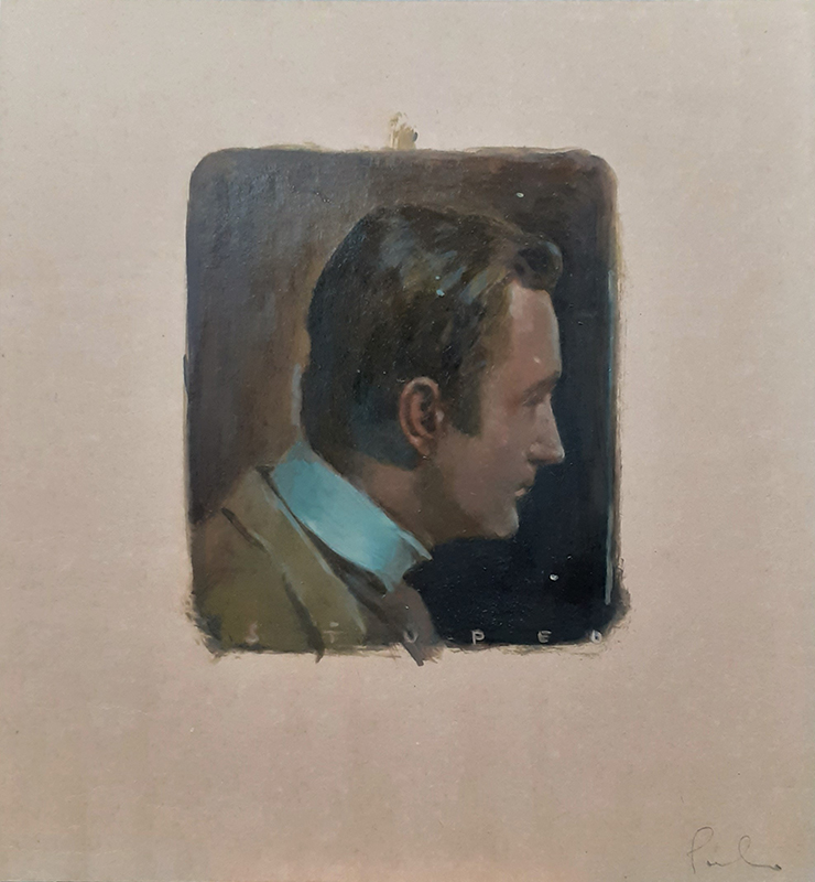 Pedro Pascoinho - Stupeo 27,5x25,5cm oleo s papel (1)